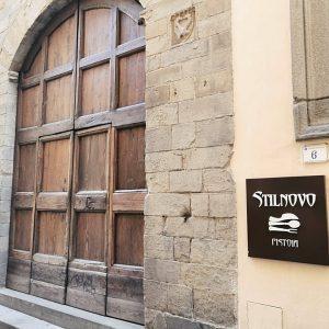 Ristorante Stilnovo Pistoia - Portone Palazzo Rospigliosi